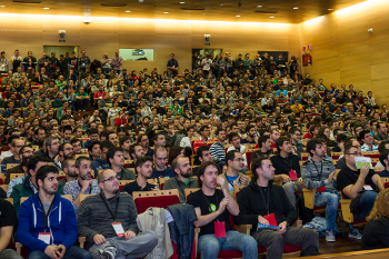 Codemotion 2014 ha reunido a 2000 asistentes.