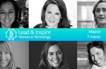 "El talento femenino, protagonista de ""Lead & Inspire: Women in Technology"""